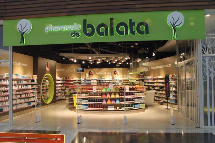 Pharmacie Balata