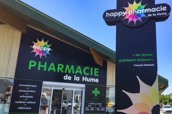 Pharmacie Hume